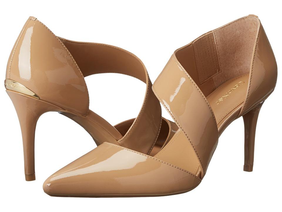 Calvin Klein - Gella (Cameo Rose Patent) High Heels