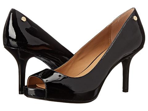 Calvin Klein - Garda (Black Patent) High Heels