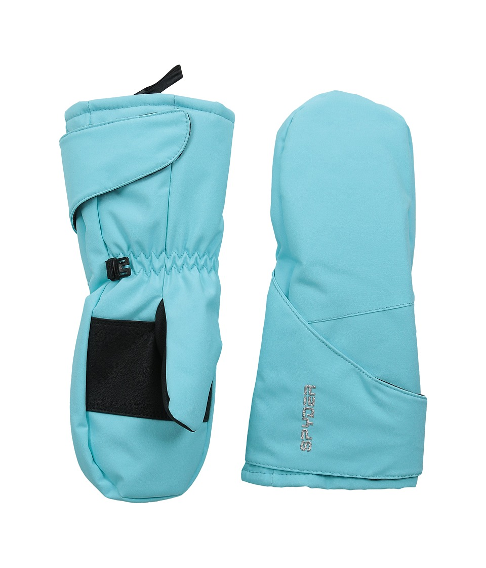 Spyder Kids - Bitsy Cubby Ski Mitten (Toddler/Little Kids/Big Kids) (Shatter) Ski Gloves