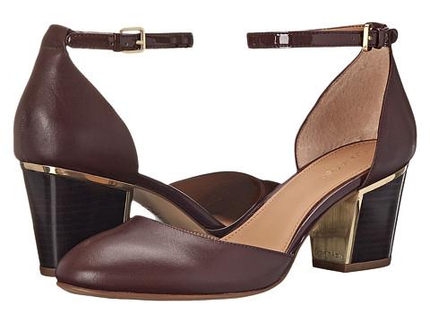 Calvin Klein - Keller (Dark Cherry) High Heels