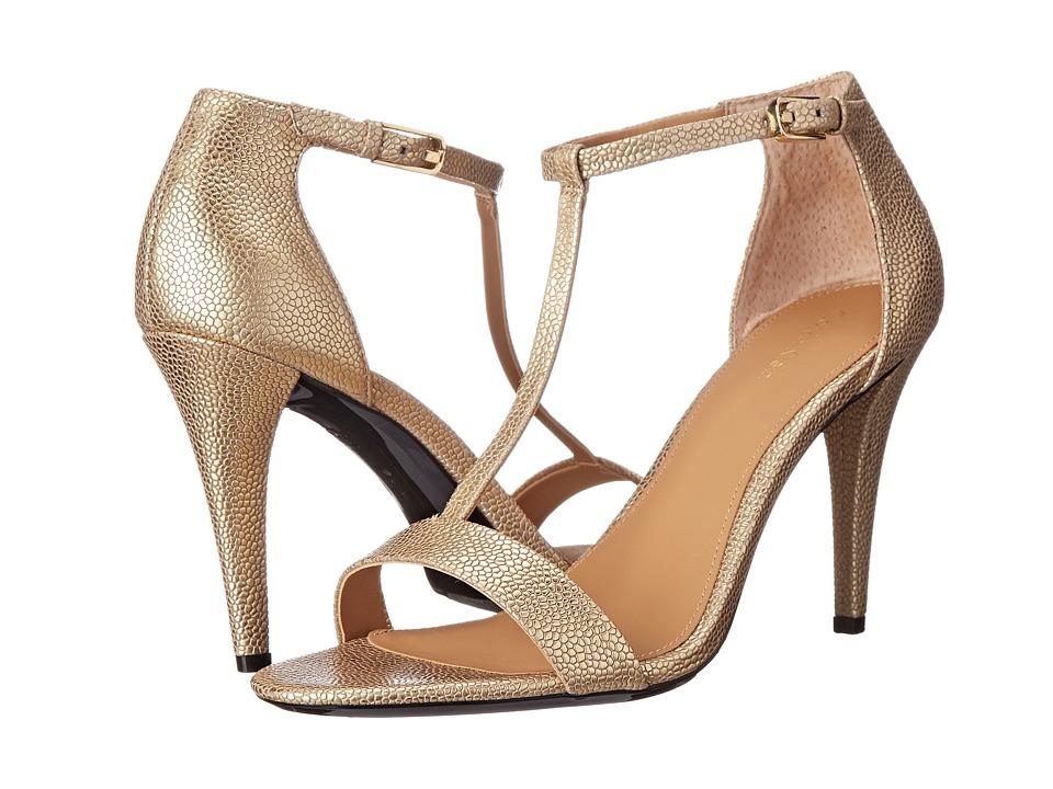 Calvin Klein - Nasi (Dark Gold Metal Stingray) High Heels