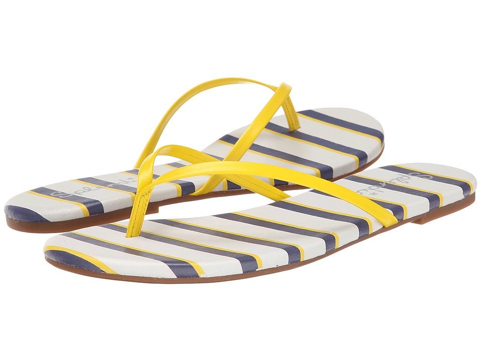 Splendid - Madrid (Light Sun) Women's Sandals