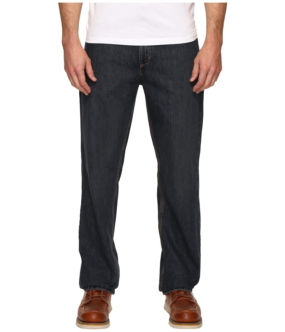 Carhartt - Relaxed Fit Holter Jeans (Bedrock) Men's Jeans