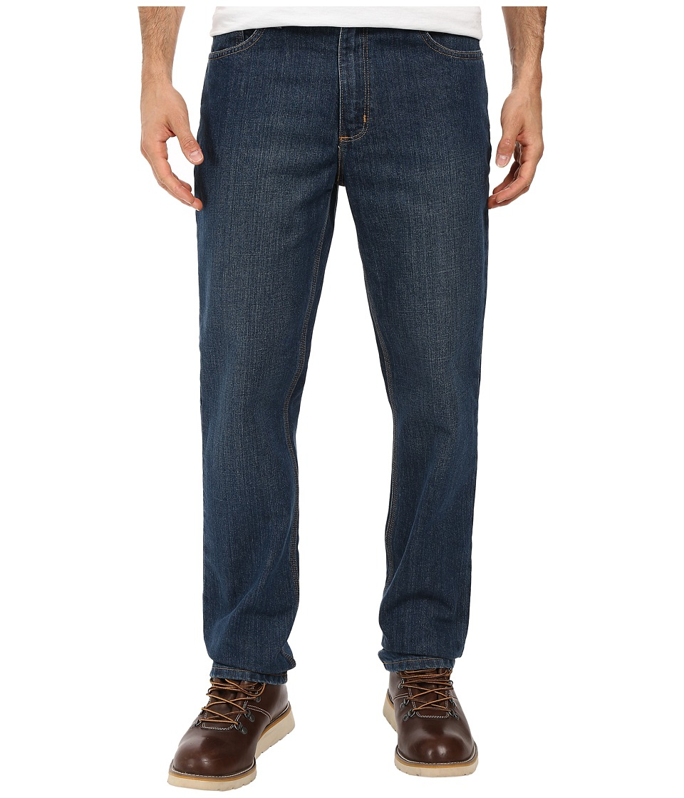 Carhartt Straight/Traditional Fit Elton Jeans (Trailblazer) Men