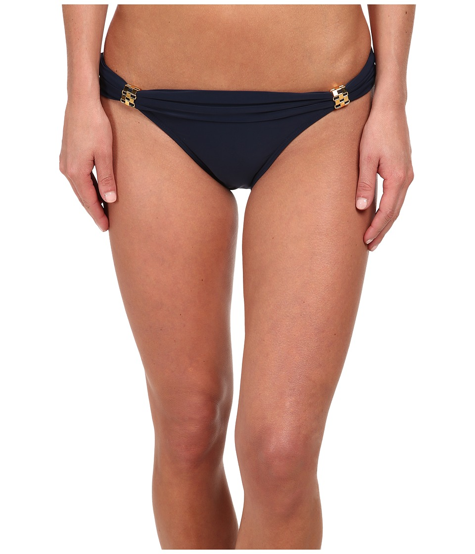 Vix - Solid Indigo Blue Bia Tube Full Bottoms (Indigo Blue) Women