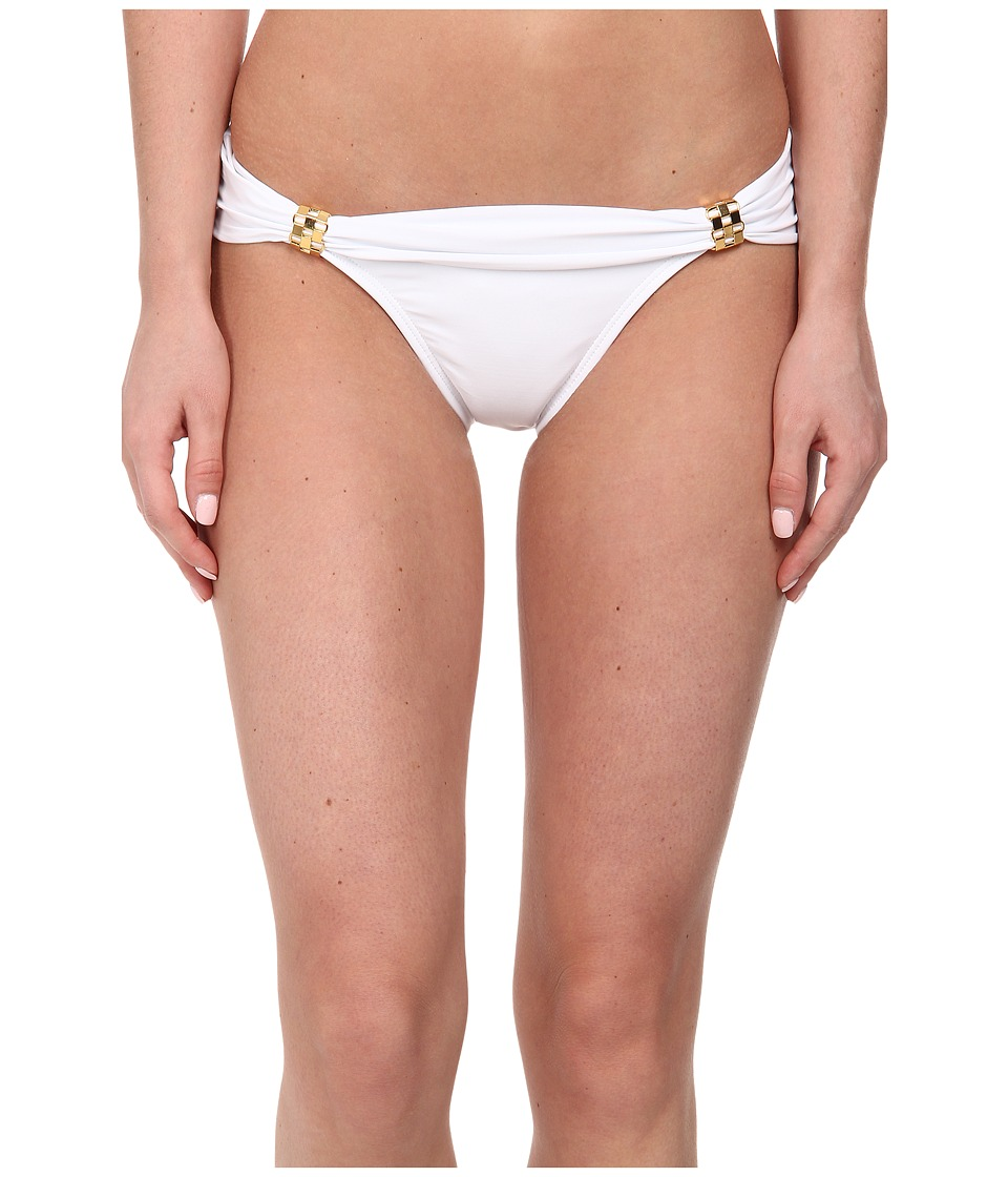 Vix - Solid Bia Tube Full Bottom (White 2) Women's Swimwear
