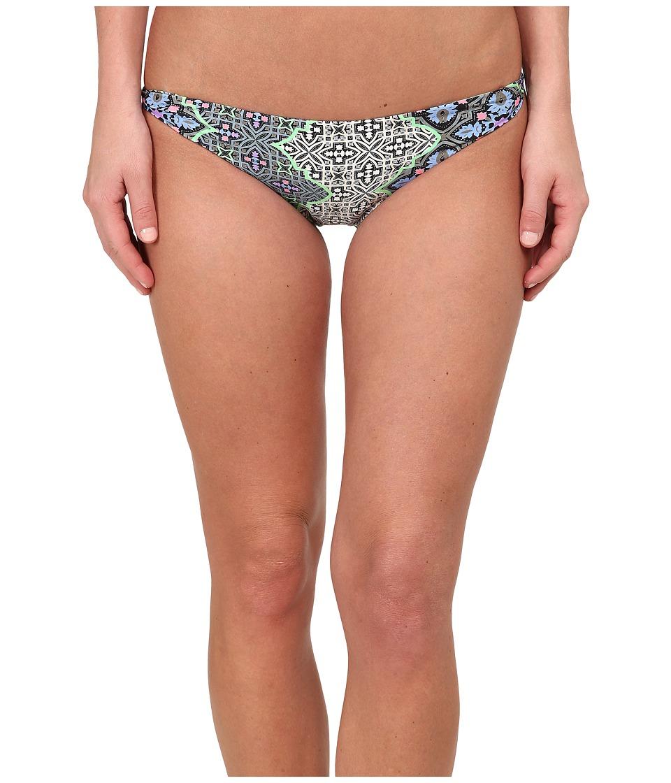 O'Neill - Gypsy Beach Twist Side Pants (Black) Women's Swimwear