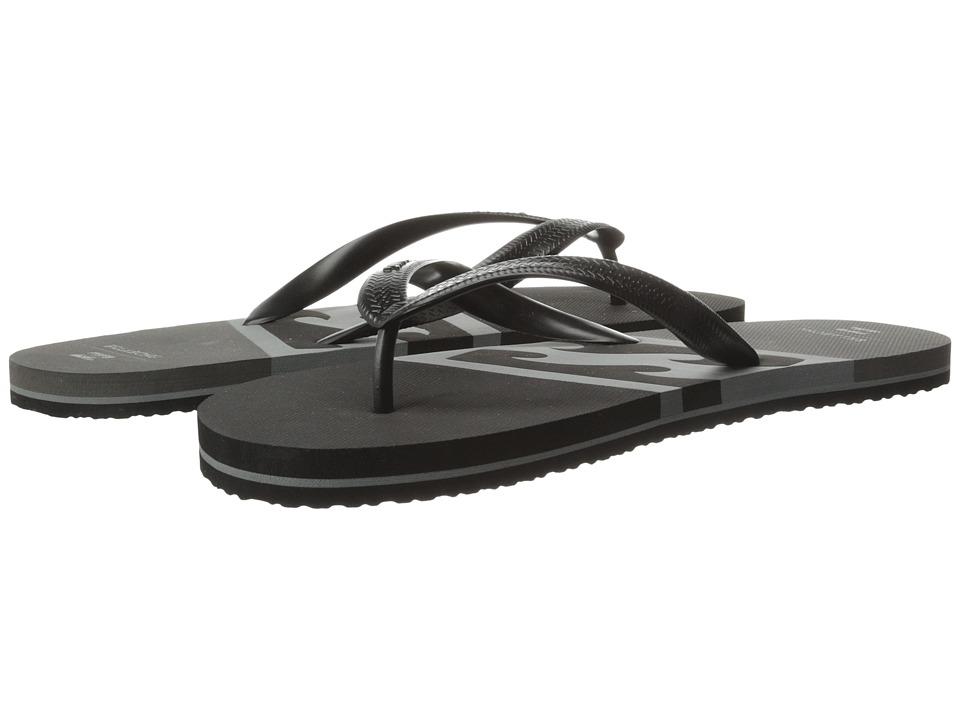 Billabong - Cove Sandal (Black/Charcoal) Men's Sandals