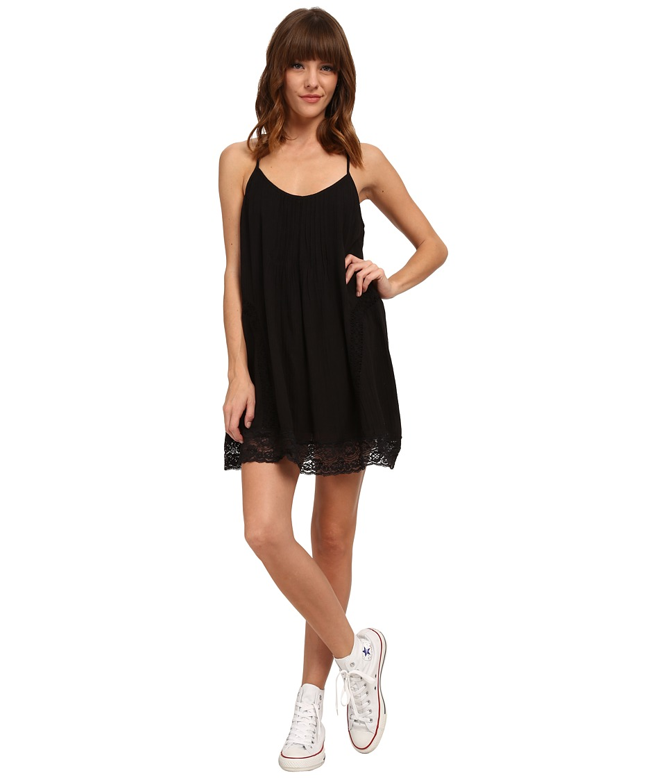 Volcom - Love Bound Dress (Black) Women's Dress
