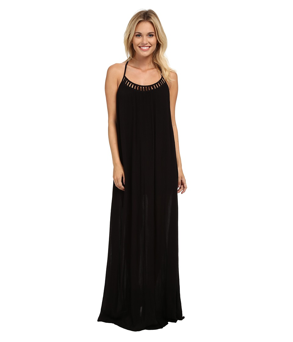 Volcom - One Day Dress (Black) Women's Dress