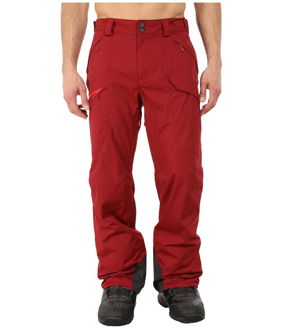 Mountain Hardwear - Returnia Cargo Pants (Smolder Red) Men's Casual Pants