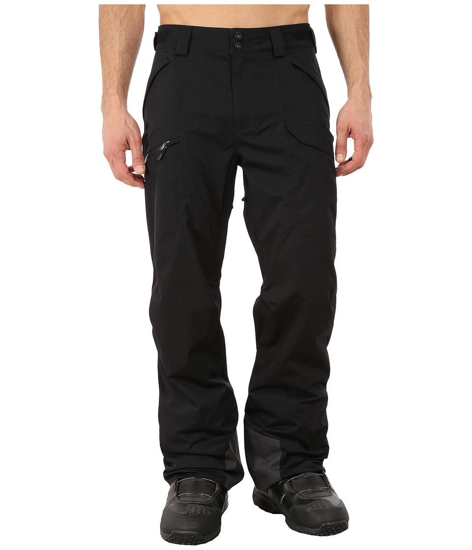 Mountain Hardwear - Returnia Cargo Pants (Black) Men's Casual Pants