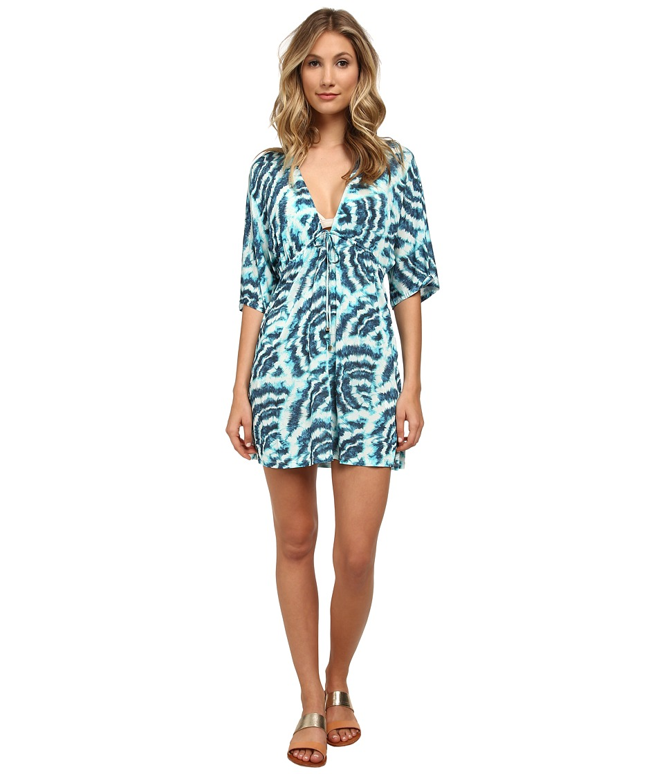 Vix - Shell San Diego Tunic Cover-Up (Shell) Women's Swimwear