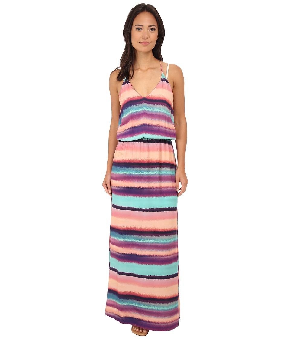 Vix - Reef Taysa Long Dress Cover-Up (Reef) Women's Dress