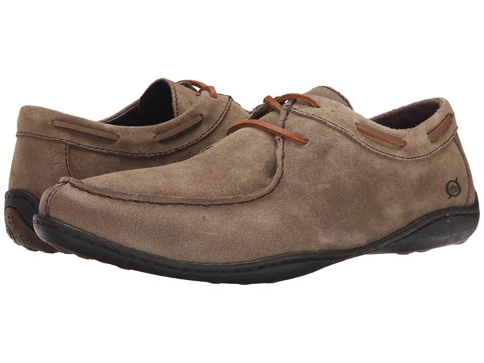 Born - Albert (Light Taupe) Men's Shoes