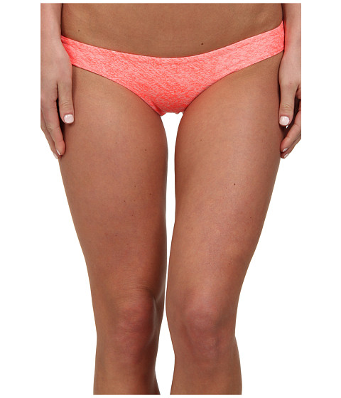 Lolli - Sukkar Bikini Bottoms (Hot Coral) Women
