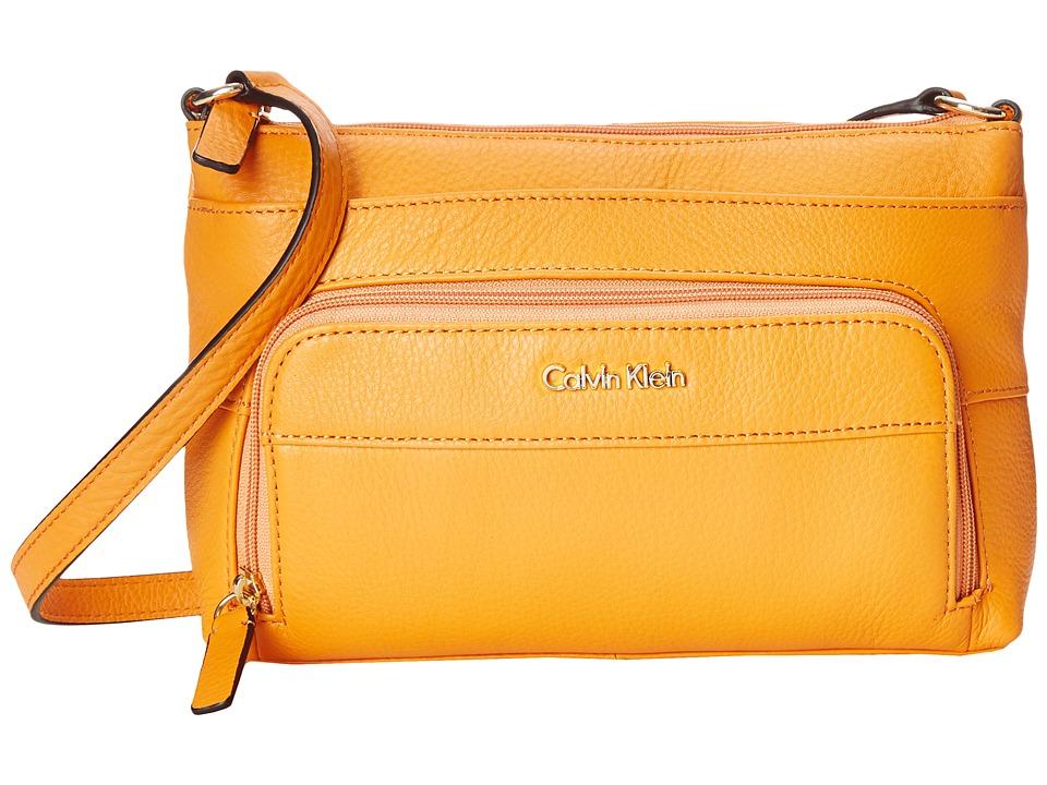 Calvin Klein - Key Items H3JEA2CB (Tangerine) Handbags
