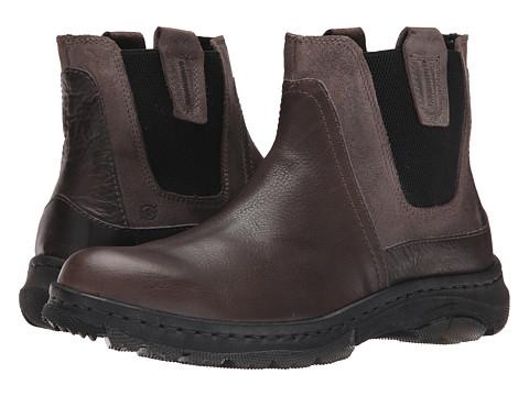 Born - Hamilton (Charcoal/Deep Grey) Men's Boots