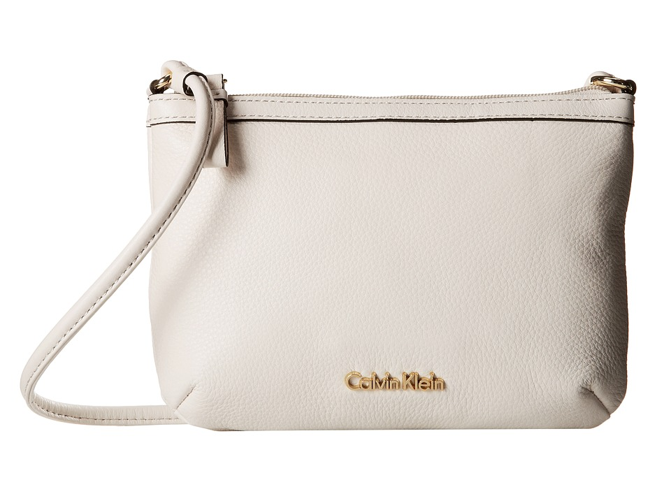 Calvin Klein - Key Items H3DEA1KF (White 1) Cross Body Handbags