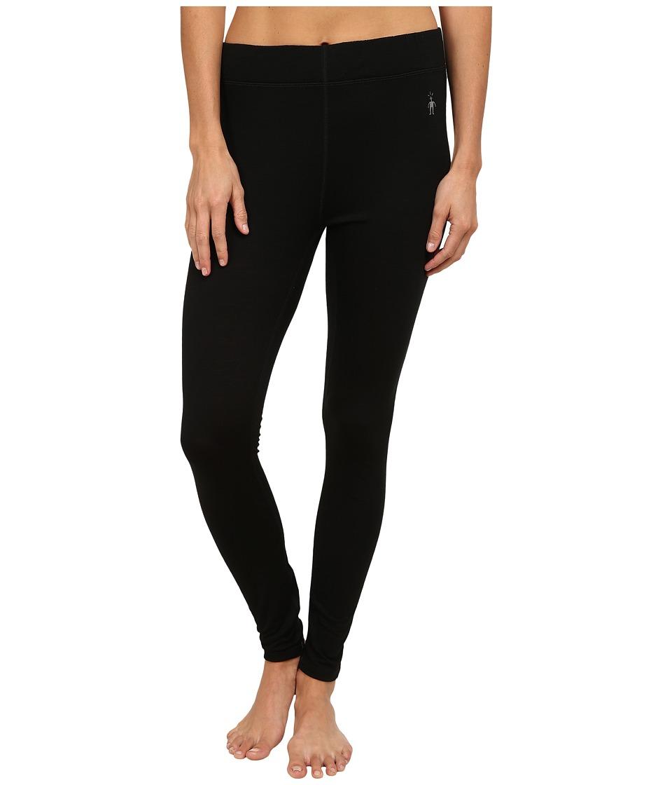 Smartwool - NTS Micro 150 Bottoms (Black) Women's Casual Pants