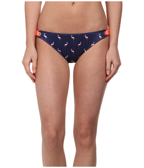 Splendid - Palm Beach Preppy Retro Bottom (Navy) Women