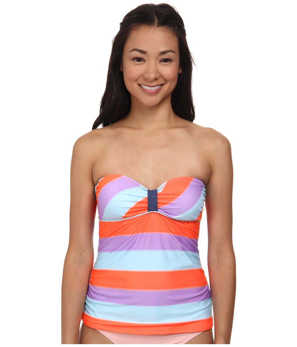 Splendid - Venice Sunset Bandini (Multi) Women's Swimwear