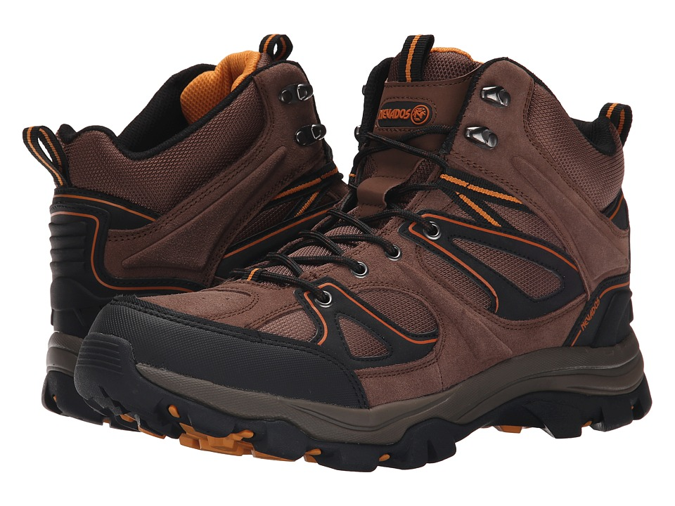 Nevados - Talus (Dark Tan/Black/Orange) Men