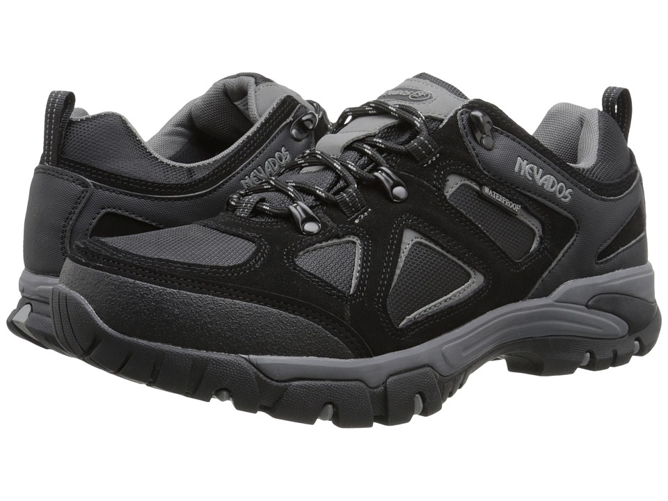 Nevados - Spire Low WP (Grey/Black) Men