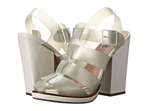 Steve Madden - Iggy Azalea - Hi-Top (White) High Heels