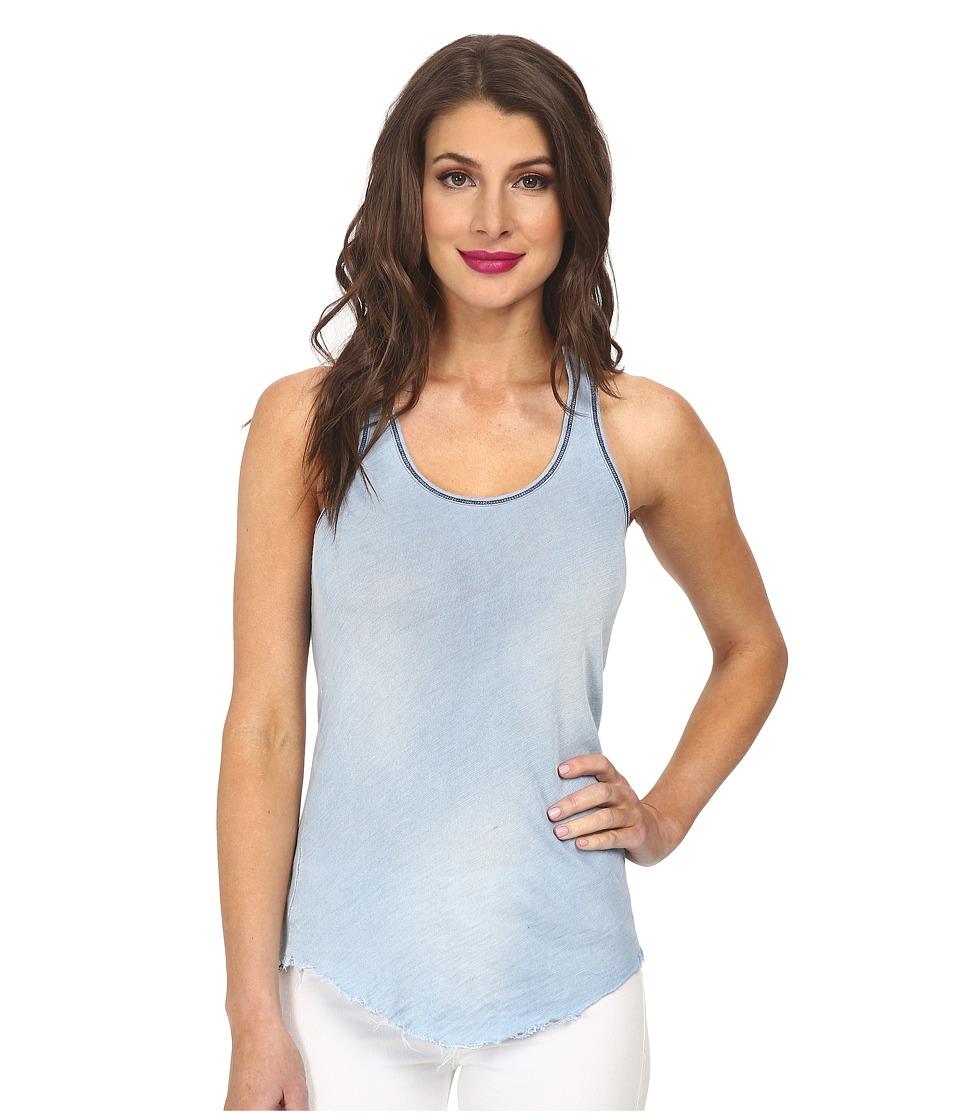 Joe's Jeans - Indigo Tank Top (Light Wash) Women's Sleeveless