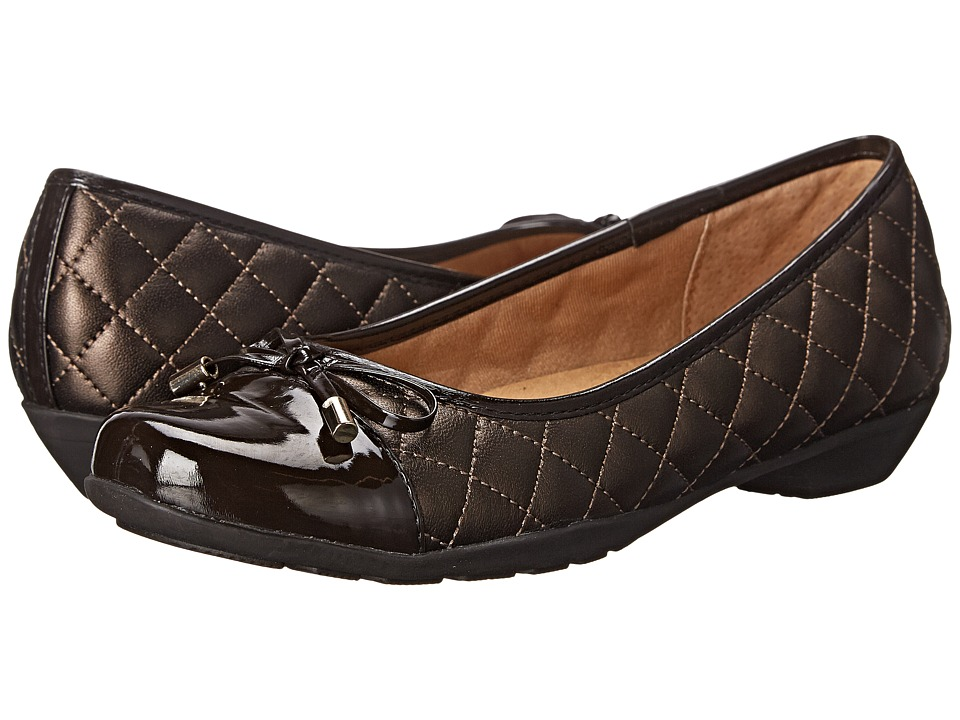 Comfortiva - Panola (Copper/Chocolate) Women's Shoes