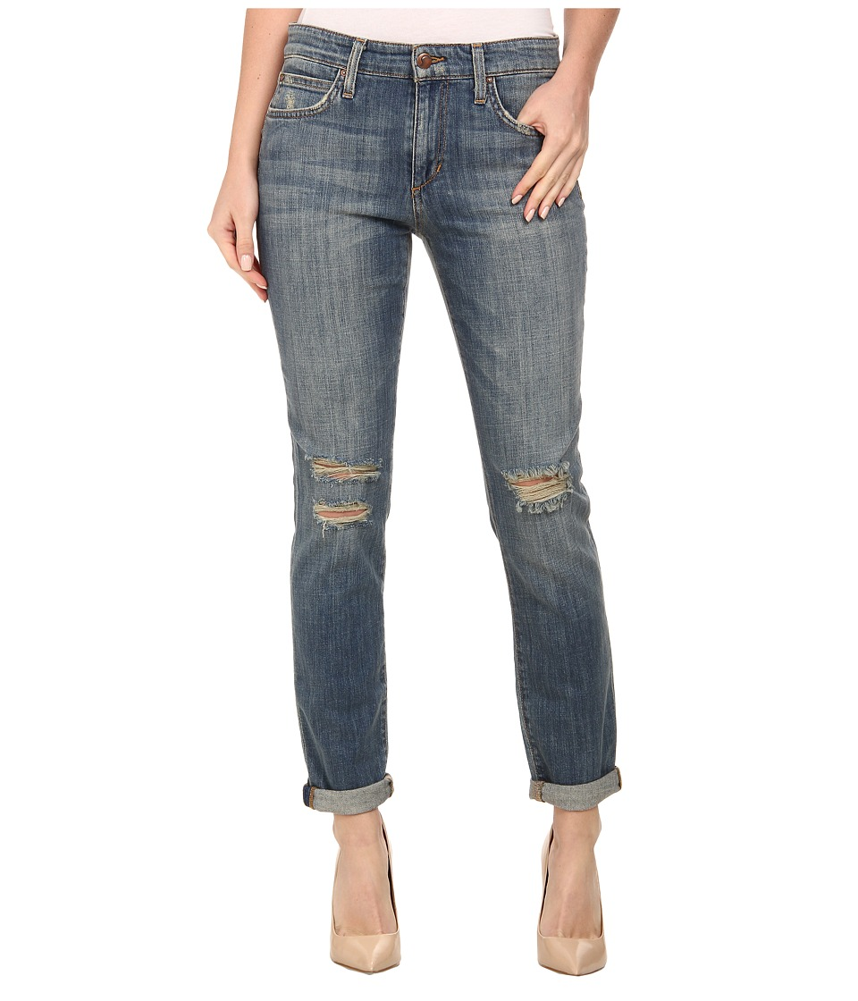 Joe's Jeans - Collector's Edition Boyfriend Slim Ankle in Navi (Navi) Women's Jeans plus size,  plus size fashion plus size appare