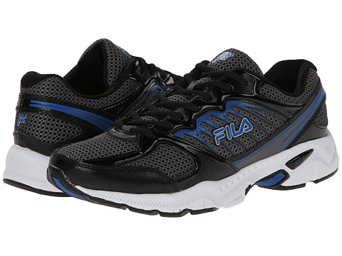Fila - Tempo (Castlerock/Black/Prince Blue) Men