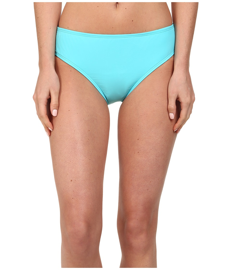 Athena - Finesse Solids Retro Pant (Lagoon) Women's Swimwear
