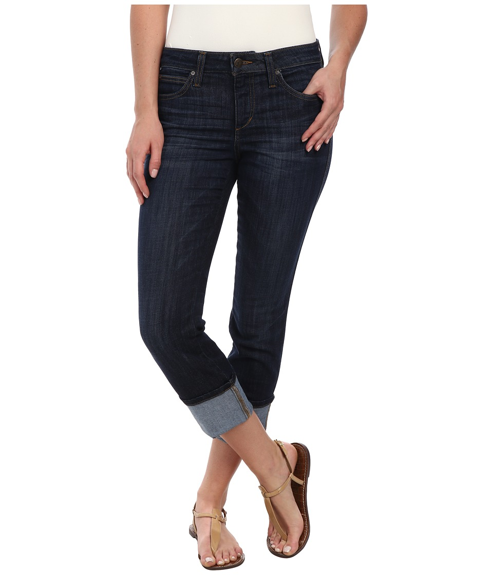 Joe's Jeans - Cool Off Clean Cuffed Crop in Samantha (Samantha) Women's Jeans