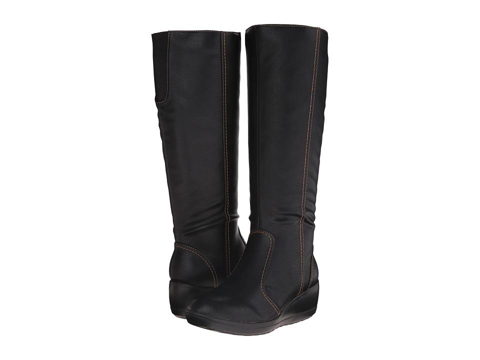 Comfortiva - Carla (Black) Women's Boots