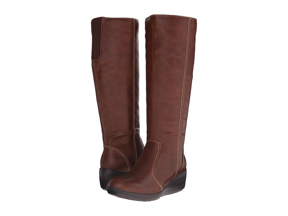 Comfortiva - Carla (Cognac) Women's Boots