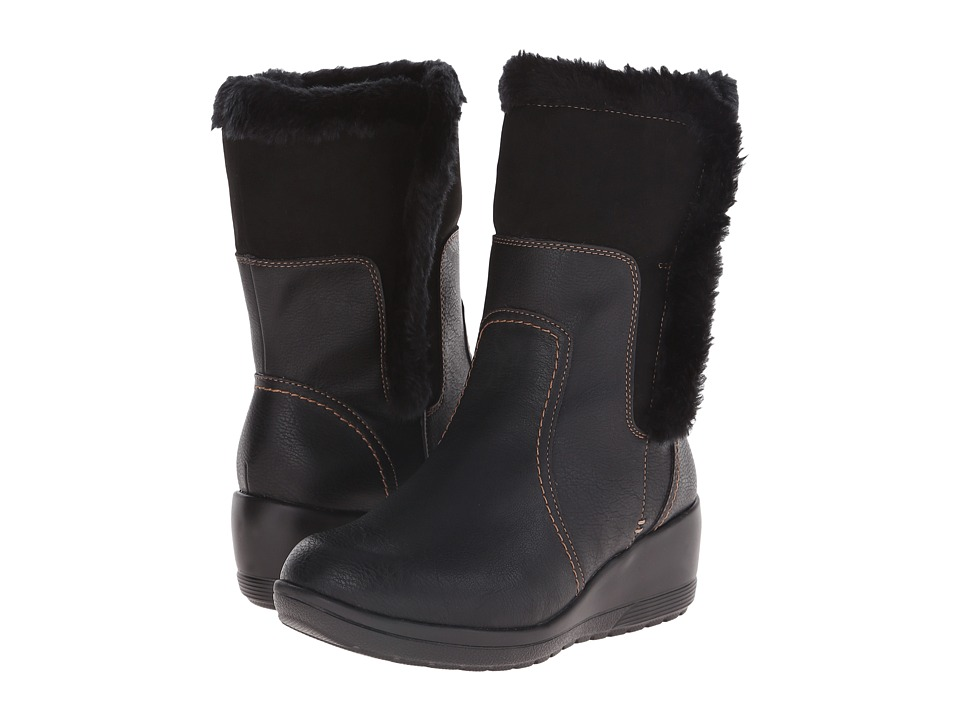 Comfortiva - Corby (Black/Black) Women's Boots