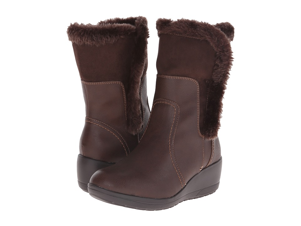 Comfortiva - Corby (Dark Brown/Coffee) Women's Boots