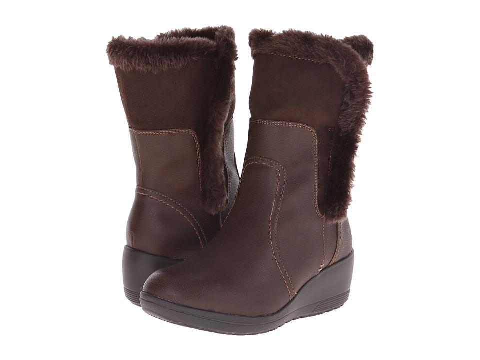 Comfortiva - Corby (Dark Brown/Coffee) Women's Boots