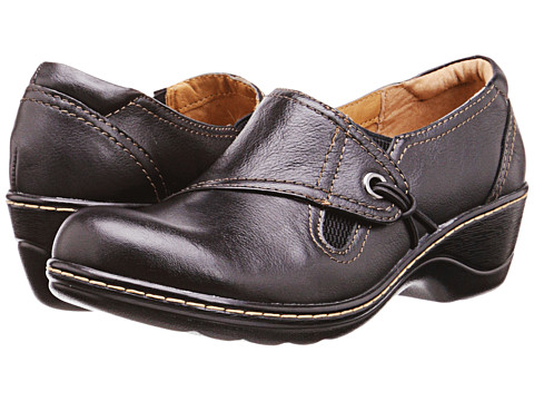 Softspots - Helen (Black) Women's Shoes