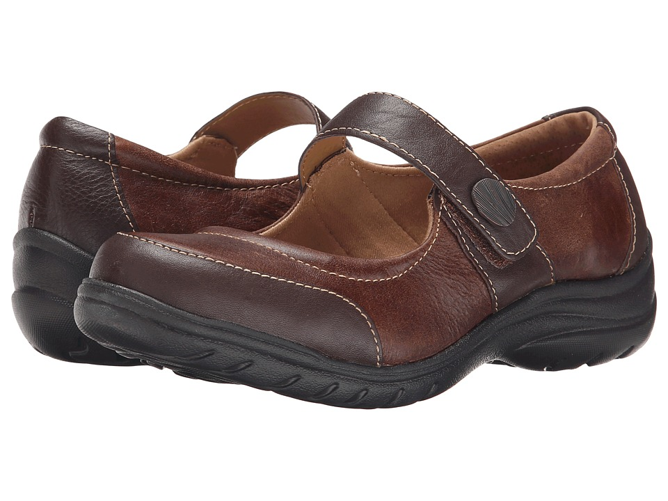 Comfortiva - Acinda (Chocolate/Drum Brown) Women's Maryjane Shoes