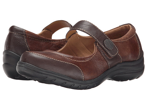 Softspots - Acinda (Chocolate/Drum Brown) Women's Maryjane Shoes