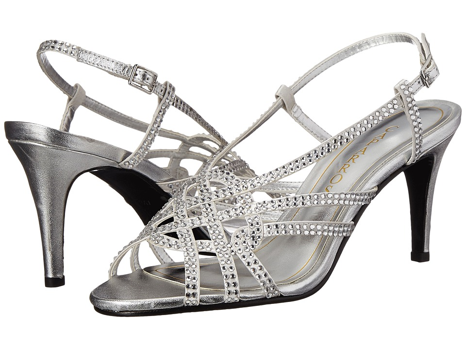 Caparros - Victory (Silver Metallic) Women's Shoes