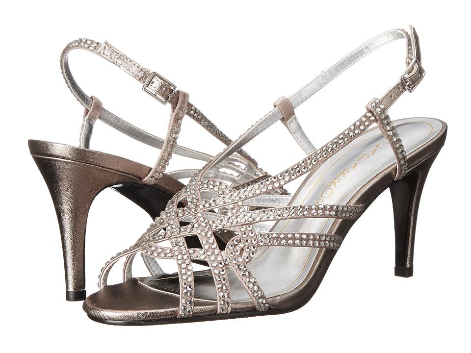 Caparros - Victory (Mushroom Metallic) Women's Shoes