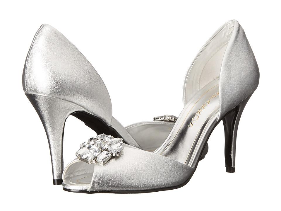 Caparros Veranda (Silver Metallic) Women