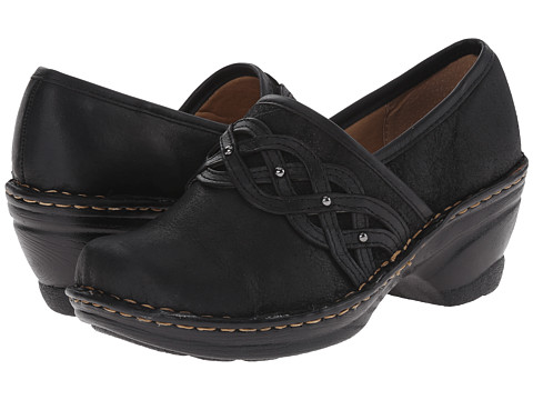 Softspots - Lennox (Black/Black) Women's Shoes
