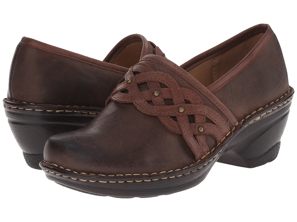 Comfortiva - Lennox (Coffee/Red Brown) Women's Shoes