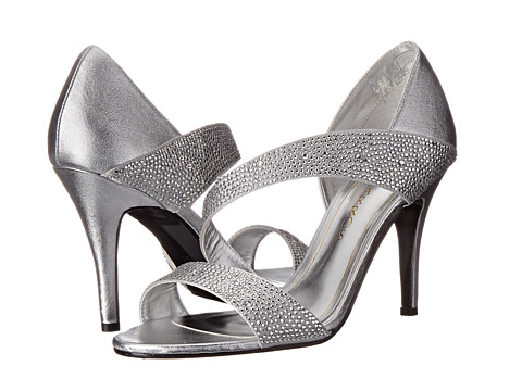 Caparros - Visage (Silver Metallic) Women's Shoes