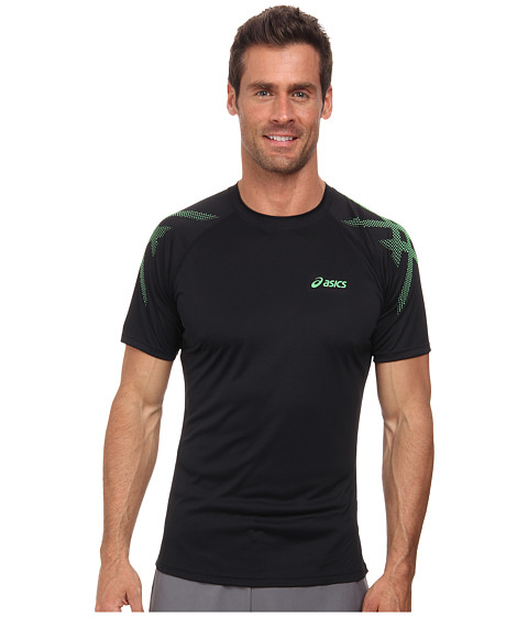 ASICS - Tiger Top (Performance Black) Men's Workout